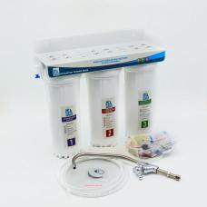 Питьевая система Онега Антибактериальный, 3 ступени F10311