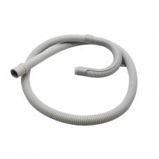 Шланг сливной для стиральных машин (с гусём для унитаза/ванной) 1,5м GUS002UN