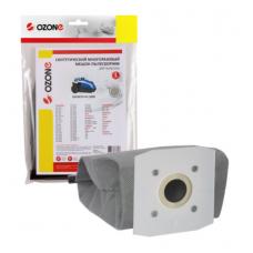 Мешок-пылесборник Ozone многоразовый для пылесоса, MX-16