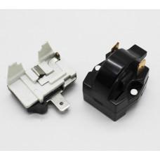 Пусковое реле компрессора 2 контакта. HL117