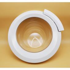 Люк в сборе для стиральной машины Бош, Сименс, Bosch, Siemens код: 704286 зам: 000702682, 702682, 00704286