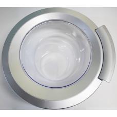 Люк в сборе для стиральных машин Bosch (Бош), Siemens (Сименс) DWM002BO, зам. 704288, 704287