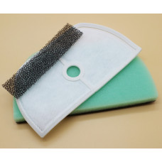 Комплект НЕРА фильтров для пылесосов LG. PL121