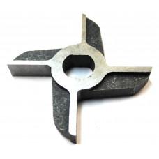 Нож двухсторонний фрезерованный МИМ-300 без бурта 007576