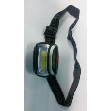 T001 Фонарик налобный светодиодный 3W x 3 AAA