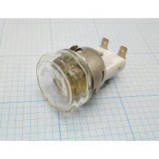 Лампа духового шкафа в сборе универсальная 15W COK126RU зам: 040372