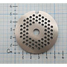BS008 Решетка для мясорубки Bosch мелкая D53мм Отв-3мм