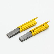Щетки в металлическом корпусе 5x13.5x38мм ISL015SN