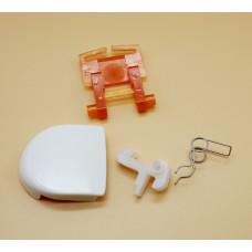 Ручка для стиральной машины Ardo DHL008AD, 651027644, 719003900, 651027651