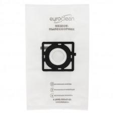 E-07/4 Мешки-пылесборники Euroclean синтетические для пылесоса, 4 шт