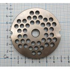 Решетка 6 мм к мясорубке TJ12 - 12.006, TJ12006