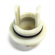 Втулка шнека для мясорубки Bosch С ОТВЕРСТИЕМ 020470, 418076un, N495, BS002, MGR004UN, 999999029, Bo020470, MM0331W