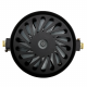 Двигатель пылесоса моющего 1200W 1-ступ H-145мм, D-146мм YDC11 зам: VAC027UN, VAC000UN, A063400014, H020, 11me04, 54AS013