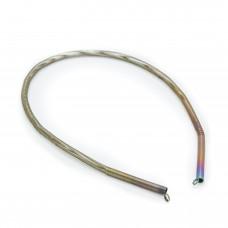 Нагревательная нихромовая нить (нагревательный элемент)